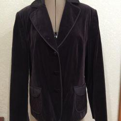 Velvet Brown Jacket