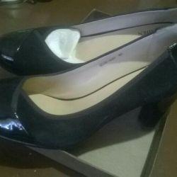 Pantofi noi din piele Baden