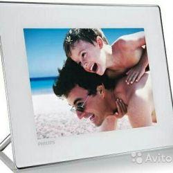 Цифровая фоторамка Philips SPF5208/10 White