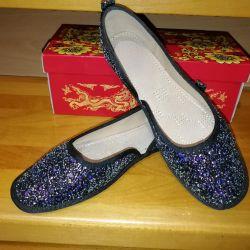Ballet Flats (as new)