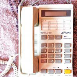 Σταθερό τηλέφωνο, κουμπί