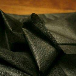 Флизелин клеевая черный рукоделие пошив одежда