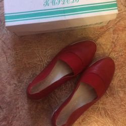 Moccasins - ballet shoes