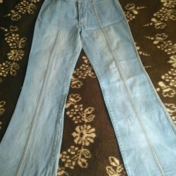 Jeans for women W34 L32 size 48/50
