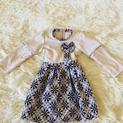 Yeni çocuk elbisesi!