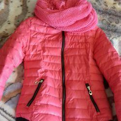 Jacket autumn warm