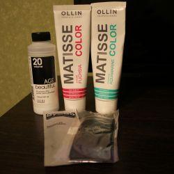 Culoare Ollin matisse (pigment direct)