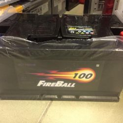 Battery FIREBALL 100 Ah 800 A