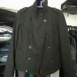 Women's short autumn coat