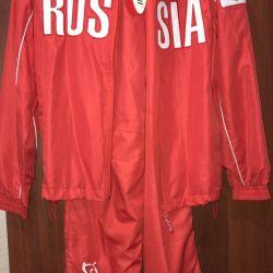 Suit new!