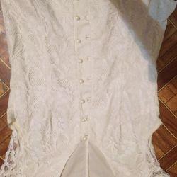 Lace bluză (cămașă)
