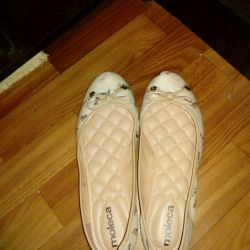 New Ballet Shoes