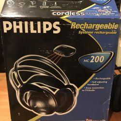 Ασύρματα ακουστικά Philips HC200