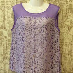 Lace blouses p 44-48