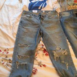 Boyfriend jeans H & M nou