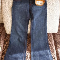 Woman's jeans. New