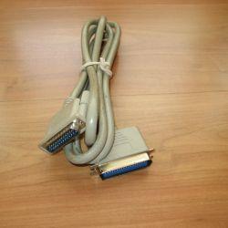 Bilgisayar için LPT kablosu