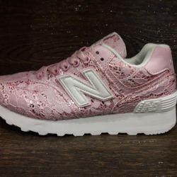 Adidasi pentru femei NB 574 noi