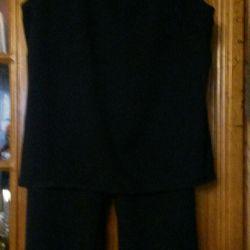 Summer trouser suit