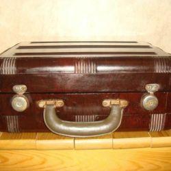 Bakelite suitcase, USSR