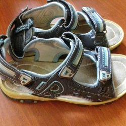 сандали р34