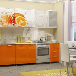 Orange from Power Furniture