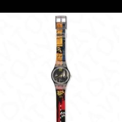 İzle Swatch 007 James Bond