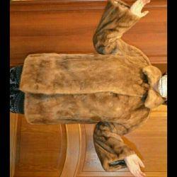 New mink coat