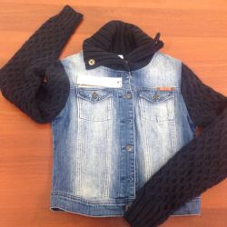 Denim Jacket Dept
