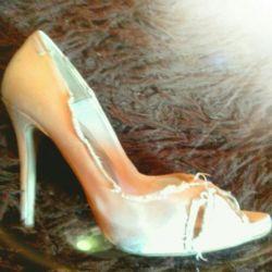 Παπούτσια Ιταλία μετάξι