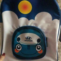 Рюкзак детский(новый)