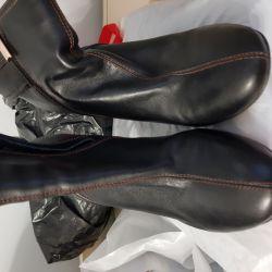 Kadın ayak bileği botları