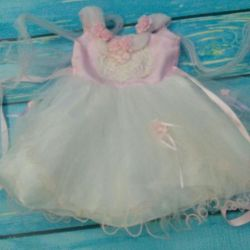 Zarif prenses elbise