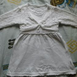 платье с болеро р80-86