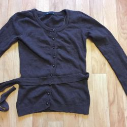 Blouse Cardigan Wool Reserved