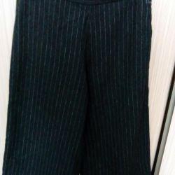 Children's trousers skirt.