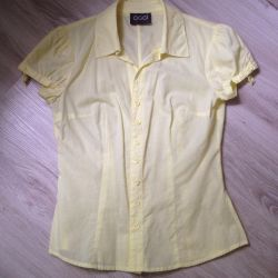 Yeni bluz saf pamuk