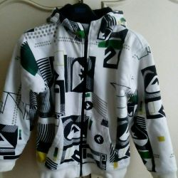 Quicksilver jacket (USA)