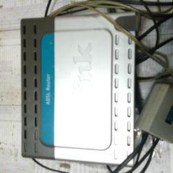 DSL504T Yönlendirici