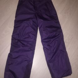 Winter pants 140 cm