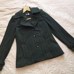 Short coat demi-season