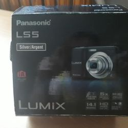 Camera Panasonic LUMIX LS5