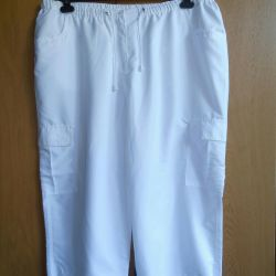 Pants # 10 are new, p.64
