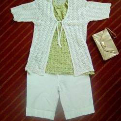 Summer set, without blouse