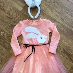 Tavşan elbise