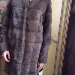 Yeni vizon ceket