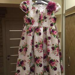 Baby monsoon dress