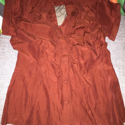 DAuvry new blouse