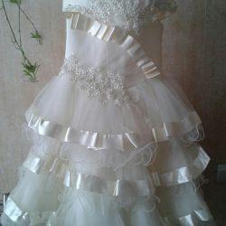 Φόρεμα για κορίτσια 7-10 χρόνια