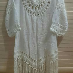 Tunic for beach